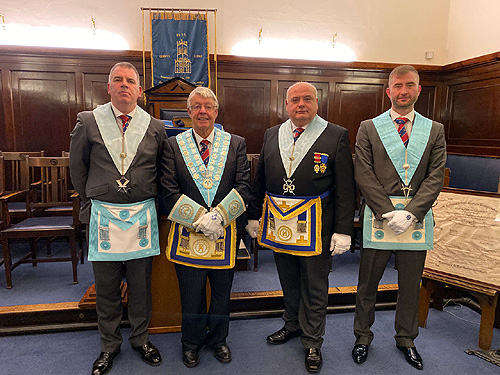 Grand Lodge Certificates